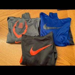 Nike Sweatshirt lot (3) youth size M